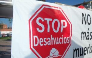 Convocado un #StopDesahucios en Carasa, que afecta al negocio de panadería del pueblo