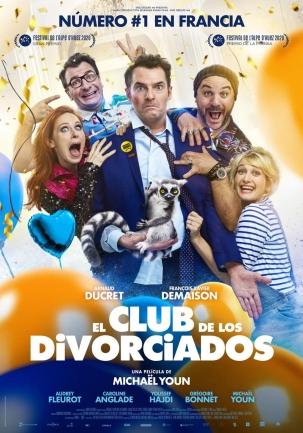 """""""El Club de los Divorciados"""", película floja en todos los sentidos"""