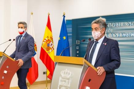 Enmienda a los PGE de PRC y PSOE por 14 millones para la alta velocidad Palencia-Alar del Rey