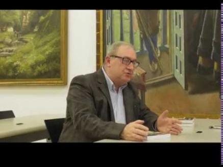 Pedro Arce presenta, hoy martes, su obra sobre Los Cocidos de Cantabria