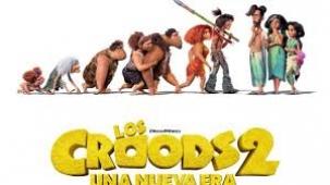 """""""Los Croods: una nueva era"""", con personajes de la edad de piedra"""