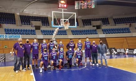 Segundo triunfo consecutivo del Cantbasket al imponerse en Valladolid por 85-63