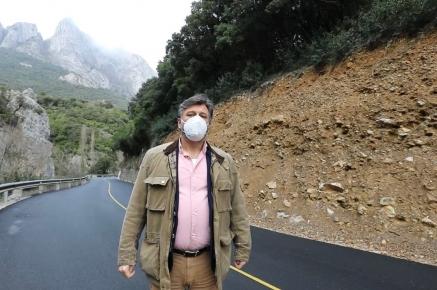 VOX reclama inversiones urgentes en el Desfiladero de la Hermida