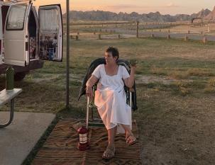 """""""Nomadland"""", historia de un viaje"""
