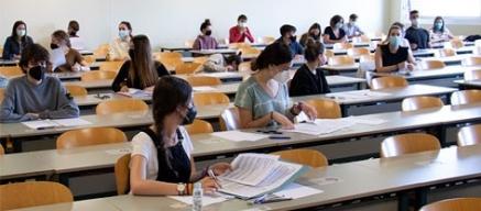 2.624 estudiantes aprobaron el acceso a la Universidad, que este lunes abre el periodo de plaza para estudios de Grado