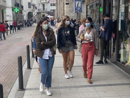 Vuelven a empeorar los datos de incidencia en Santander y Torrelavega