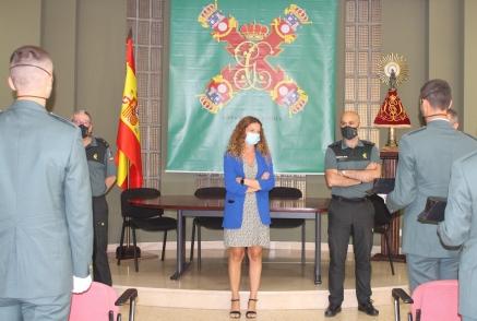 Desde ayer 17 nuevos Guardias Civiles alumnos refuerzan las unidades de Cantabria