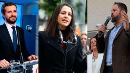 PP y Vox acechan al PSOE ante el hundimiento de Unidas Podemos, apunta el CIS