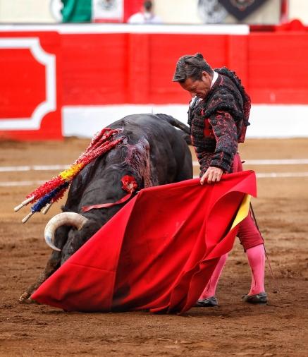 Oreja para Diego Urdiales en la segunda de abono de Santander