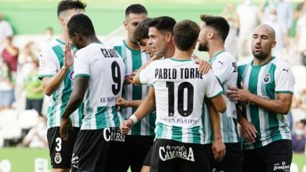 Festival goleador del Racing en El Sardinero a costa del Talavera (5-1)