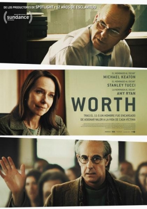 """""""Worth"""", un drama sobre corrupción política"""