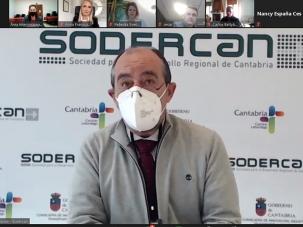 Diez pymes y el consorcio exportador Santander Fine Food participan en la misión comercial virtual de SODERCAN a Arabia y Catar